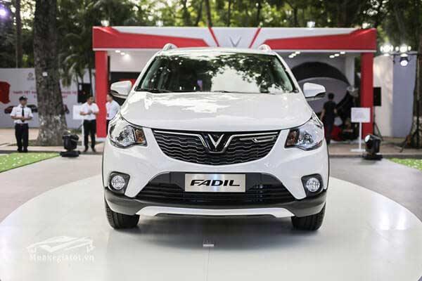 Bảng giá xe Vinfast mới nhất tháng 2/2020: Vinfast Fadil Standard niêm yết 395 triệu đồng - Ảnh 1
