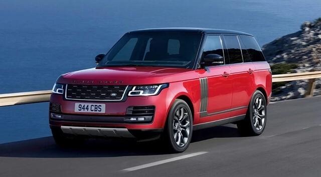 Bảng giá xe Land Rover mới nhất tháng 2/2020: Range Rover Vogue niêm yết hơn 8 tỷ đồng - Ảnh 1