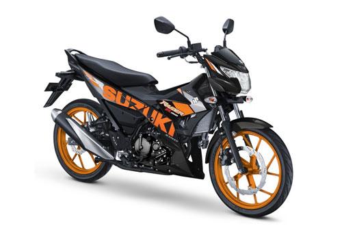 Bảng giá xe máy Suzuki mới nhất tháng 2/2020: GSX-R150 bản đen mờ giá gần 75 triệu đồng - Ảnh 1