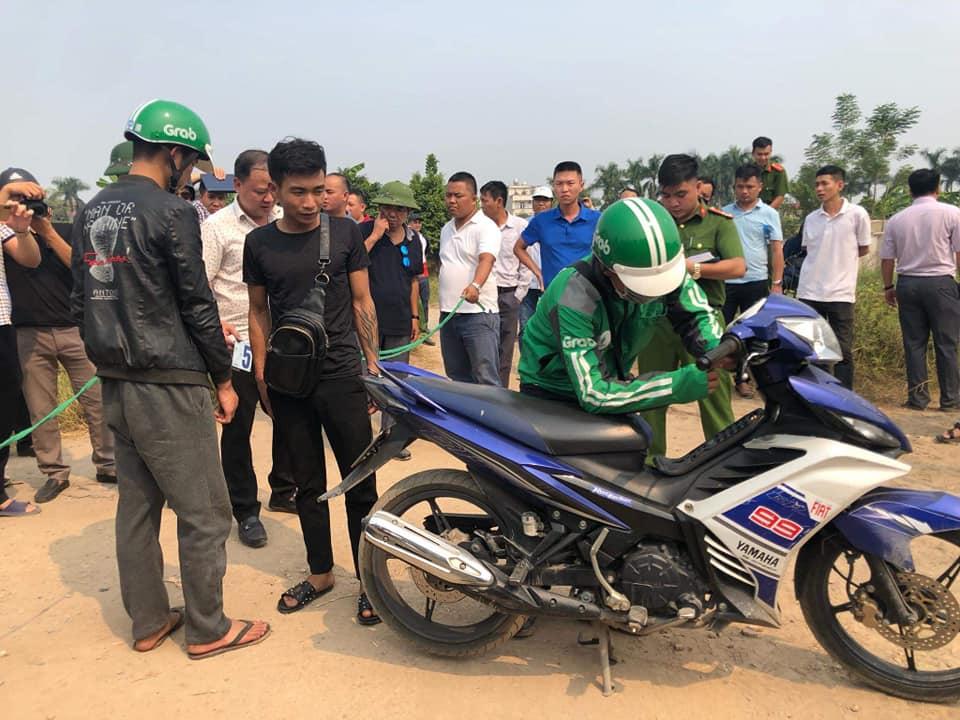 Chuẩn bị xét xử vụ án sát hại nam sinh chạy Grab-bike tại Hà Nội - Ảnh 1