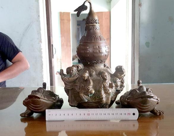 Thực hư thông tin cổ vật được đồn thổi trị giá 34.000 tỷ đồng ở Phú Yên - Ảnh 1