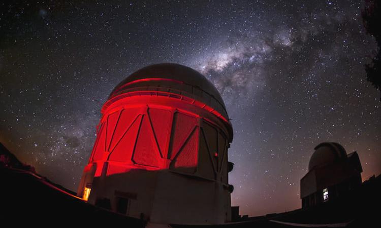 Phát hiện hơn 100 thiên thể ở rìa hệ Mặt Trời - Ảnh 1