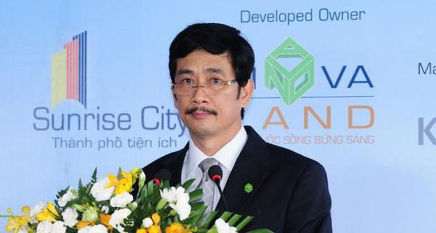 Cổ phiếu Novaland thấp kỷ lục, chủ tịch Bùi Thành Nhơn liên tục chi trăm tỷ gom mua - Ảnh 1