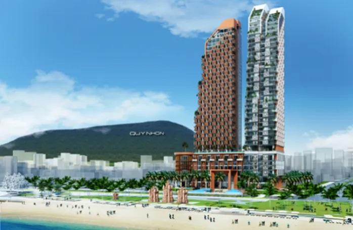 Bình Định mời đầu tư khách sạn 5 sao tại khu đất 'vàng' từng giao cho con ông Trần Bắc Hà - Ảnh 1