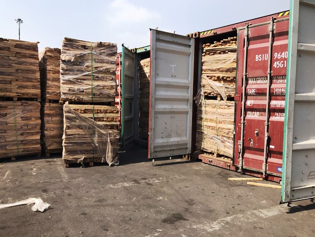 Doanh nghiệp xuất khẩu than củi nhưng khai báo là tấm nhựa để trốn thuế xuất khẩu - Ảnh 1