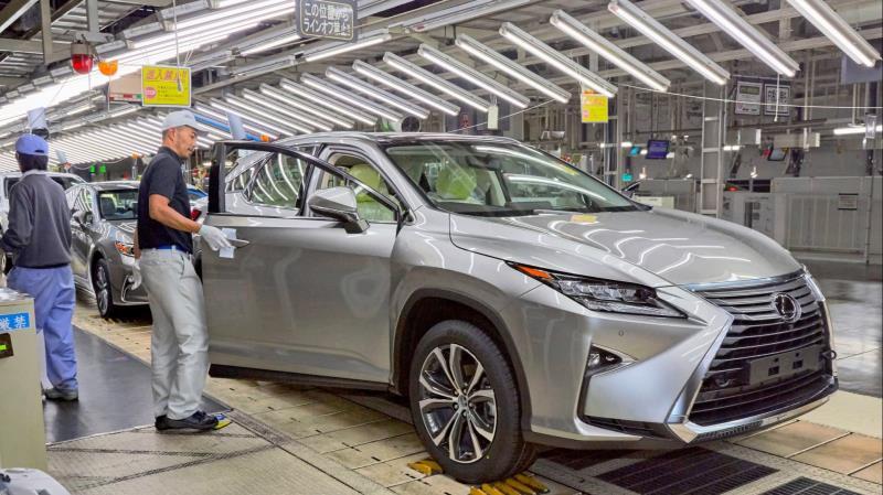 Một nhà máy của Toyota tạm dừng sản xuất sau khi phát hiện 2 nhân viên nhiễm Covid-19 - Ảnh 1