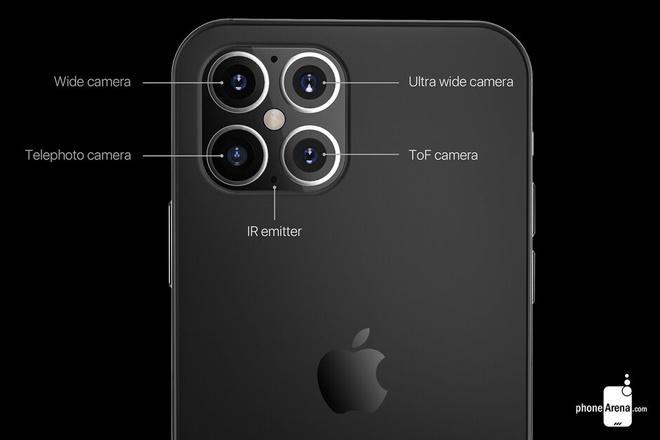 """iPhone 12 Pro Max dự kiến được trang bị tính năng camera """"độc"""" chưa từng có - Ảnh 1"""