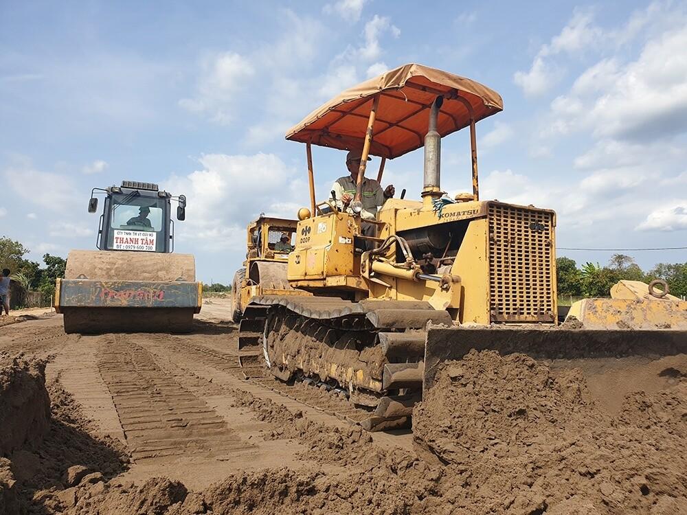 Dự án cao tốc Mỹ Thuận - Cần Thơ bất ngờ thay chủ đầu tư - Ảnh 1