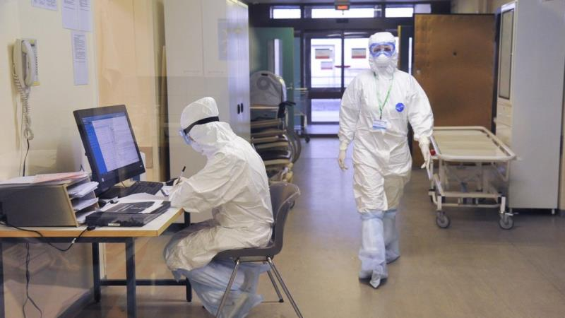 Số ca nhiễm mới tăng cao kỷ lục, Nga tức tốc mở rộng xét nghiệm Covid-19 lên 13.000 người/ngày - Ảnh 1