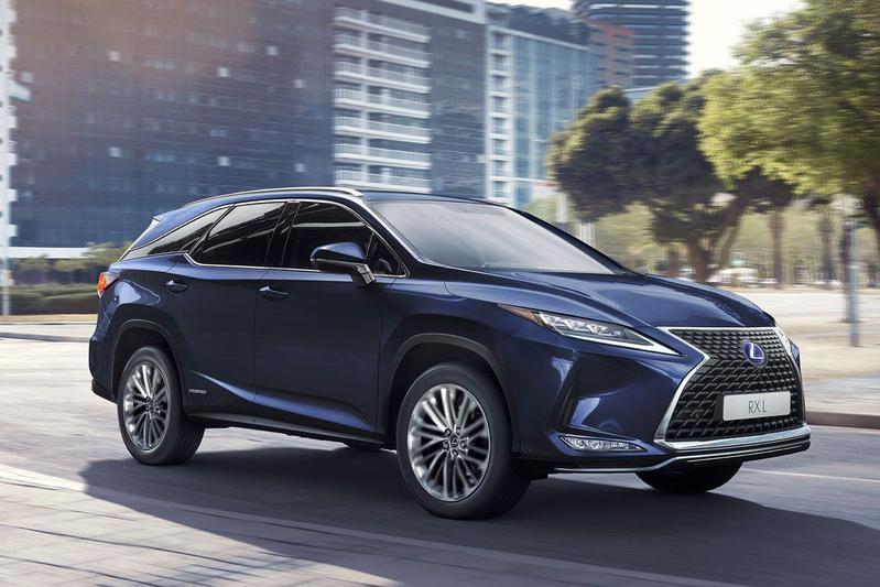 Bảng giá xe Lexus mới nhất tháng 3/2020: RX 450h giá niêm yết 4,5 tỷ đồng - Ảnh 1