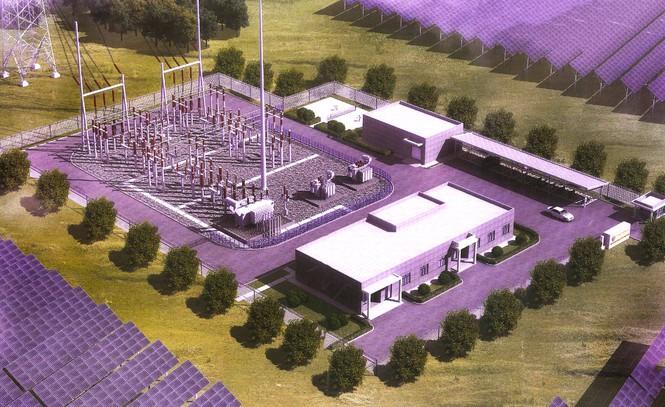 Nhà máy Điện mặt trời Phước Ninh sắp vận hành, cung cấp cho lưới điện quốc gia khoảng 75 triệu kWh - Ảnh 1