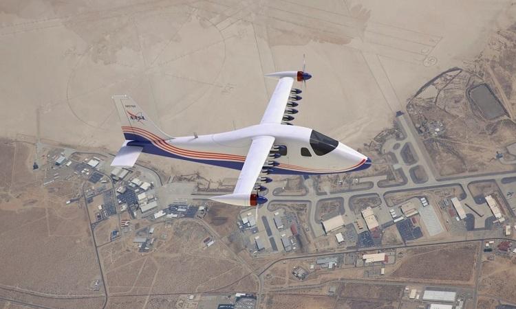 Máy bay điện mà NASA dự kiến thử nghiệm vào cuối năm nay có gì đặc biệt? - Ảnh 1