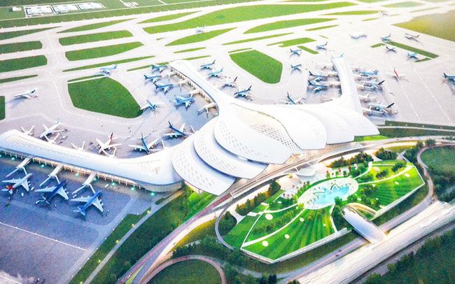 Sân bay Long Thành dự kiến được khởi công vào đầu năm 2021 - Ảnh 1