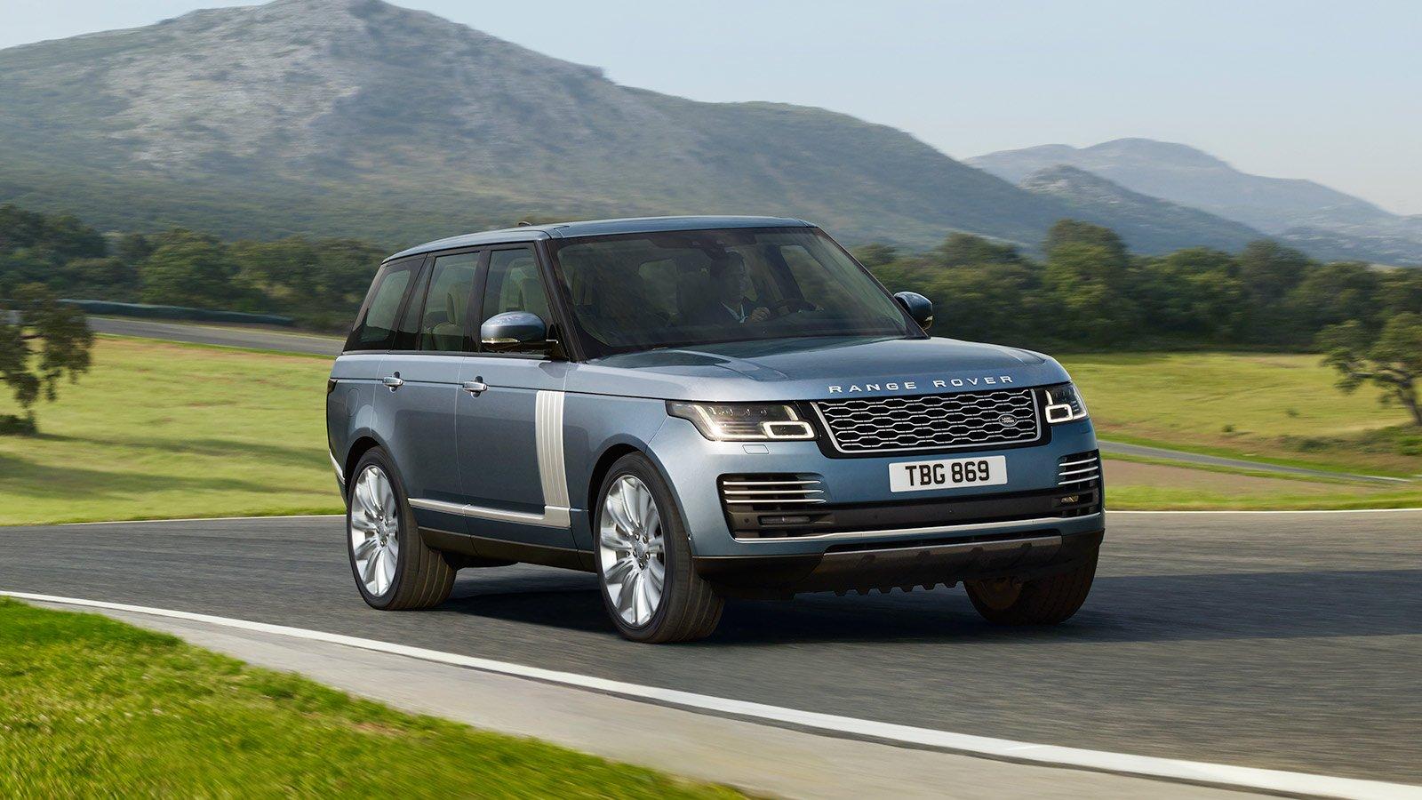 Bảng giá xe ô tô Land Rover mới nhất tháng 3/2020: Dao động từ 2,5-11,5 tỷ đồng - Ảnh 1