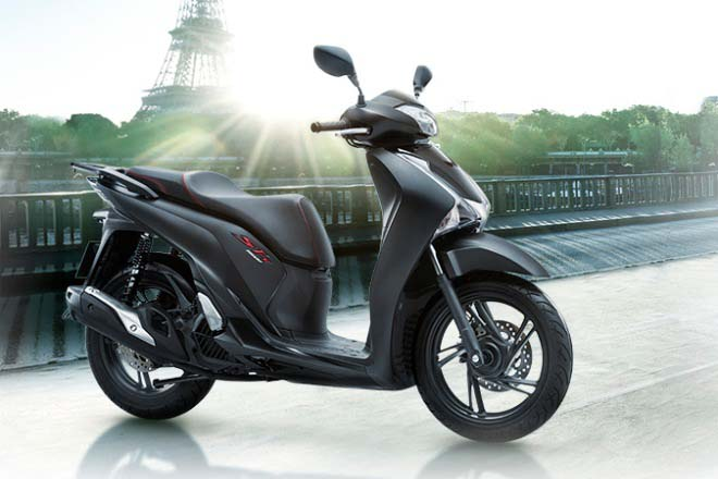 Bảng giá xe máy Honda mới nhất tháng 4/2020: SH phiên bản 125 CBS cao hơn giá niêm yết 30 triệu đồng - Ảnh 1