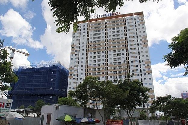 BIDV rao bán khoản nợ 512 tỷ của chủ đầu tư dự án chung cư ở quận 12, TP.HCM - Ảnh 1