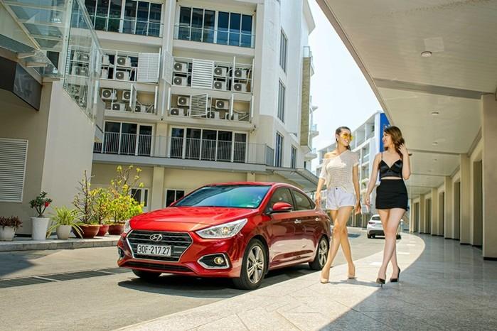Hơn 36 nghìn xe Hyundai Accent đã đến tay khách hàng sau 2 năm ra mắt - Ảnh 1