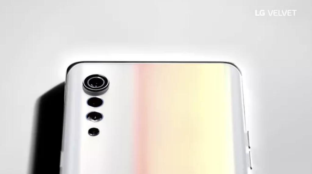 LG 'nhá hàng' dòng smartphone mới cực sang chảnh - Ảnh 1