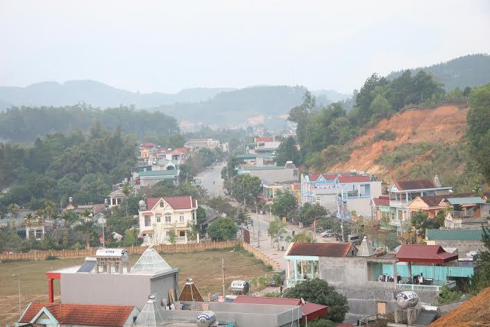 Lộ diện nhà đầu tư duy nhất trúng sơ tuyển dự án khu dân cư 1.200 tỷ đồng ở Lai Châu - Ảnh 1