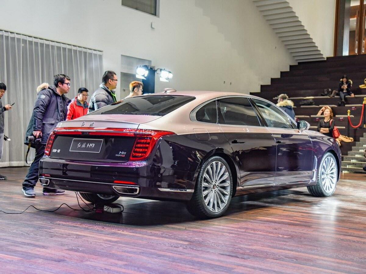 Siêu xe Hồng Kỳ H9 đe dọa ngôi vương của Rolls Royce, Maybach - Ảnh 2