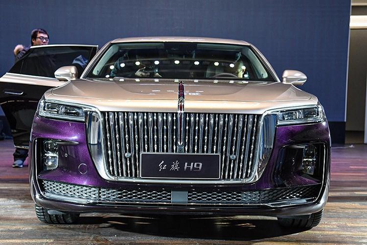 Siêu xe Hồng Kỳ H9 đe dọa ngôi vương của Rolls Royce, Maybach - Ảnh 1