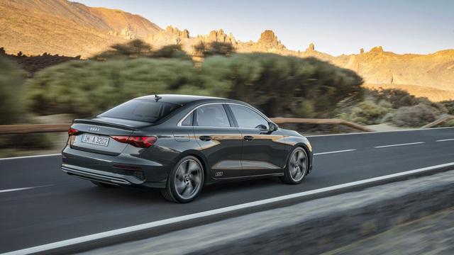 Audi A3 thế hệ mới chính thức ra mắt, cạnh tranh trực tiếp với Mercedes-Benz A-Class - Ảnh 3