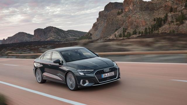 Audi A3 thế hệ mới chính thức ra mắt, cạnh tranh trực tiếp với Mercedes-Benz A-Class - Ảnh 1