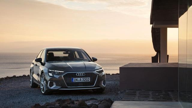 Audi A3 thế hệ mới chính thức ra mắt, cạnh tranh trực tiếp với Mercedes-Benz A-Class - Ảnh 2