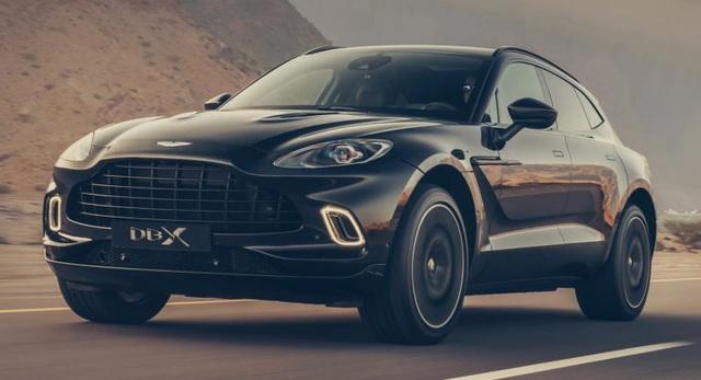 Aston Martin rậm rịch lên kế hoạch khởi động sản xuất xe crossover đầu tay - Ảnh 1