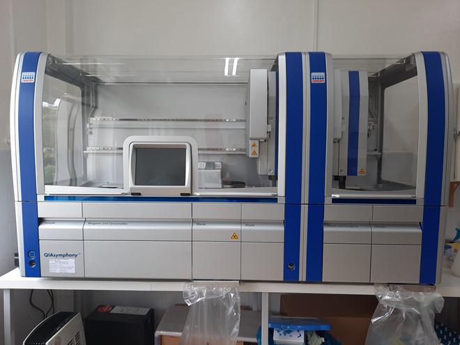Hệ thống xét nghiệm Covid-19 tại Quảng Nam được mua sắm dưới với hình thức nào? - Ảnh 1