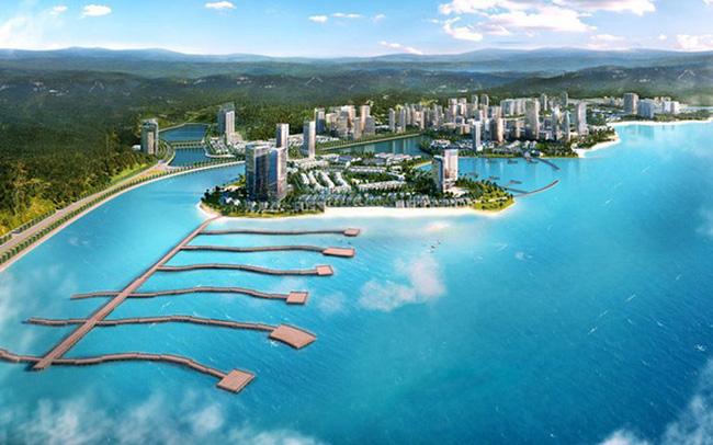Quảng Ninh công bố danh mục dự án khu phức hợp Hạ Long Xanh vốn 'khủng' hơn 10 tỷ USD - Ảnh 1