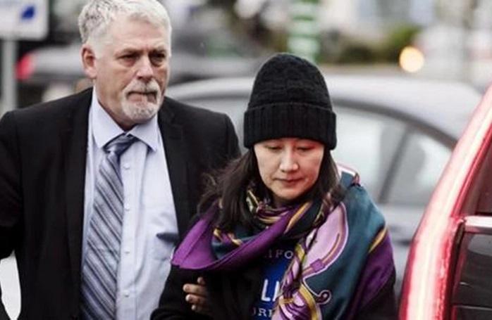 Canada thông báo tiến trình ra phán quyết dẫn độ CFO Huawei Mạnh Vãn Châu - Ảnh 1