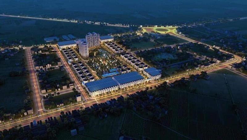 Đấu giá đất lô đất trăm tỷ tại Thái Bình: Mức giá trúng cao hơn giá khởi điểm 200 đồng - Ảnh 1