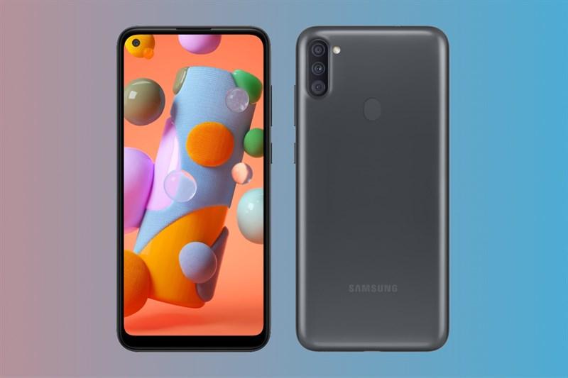 """Samsung Galaxy A11 lên kệ tại Việt Nam, giá rẻ """"giật mình"""" chỉ 3,69 triệu đồng - Ảnh 2"""