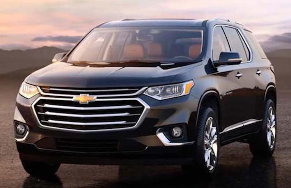 """Bảng giá xe Chevrolet mới nhất tháng 4/2020: Trailblazer bất ngờ """"giảm sốc"""" hơn 200 triệu đồng - Ảnh 1"""