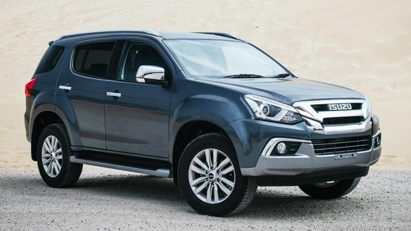 Bảng giá xe Isuzu mới nhất tháng 4/2020: MU-X Prestige 4x4 AT giảm tới 200 triệu đồng - Ảnh 1