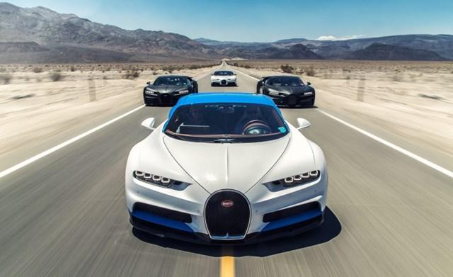 """Bảng giá xe Bugatti mới nhất tháng 4/2020: """"Báu vật"""" Bugatti Divo vẫn """"ngất ngưởng"""" 5,8 triệu USD - Ảnh 2"""