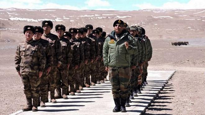 Binh sĩ Ấn Độ, Trung Quốc ẩu đả ở khu vực biên giới - Ảnh 1