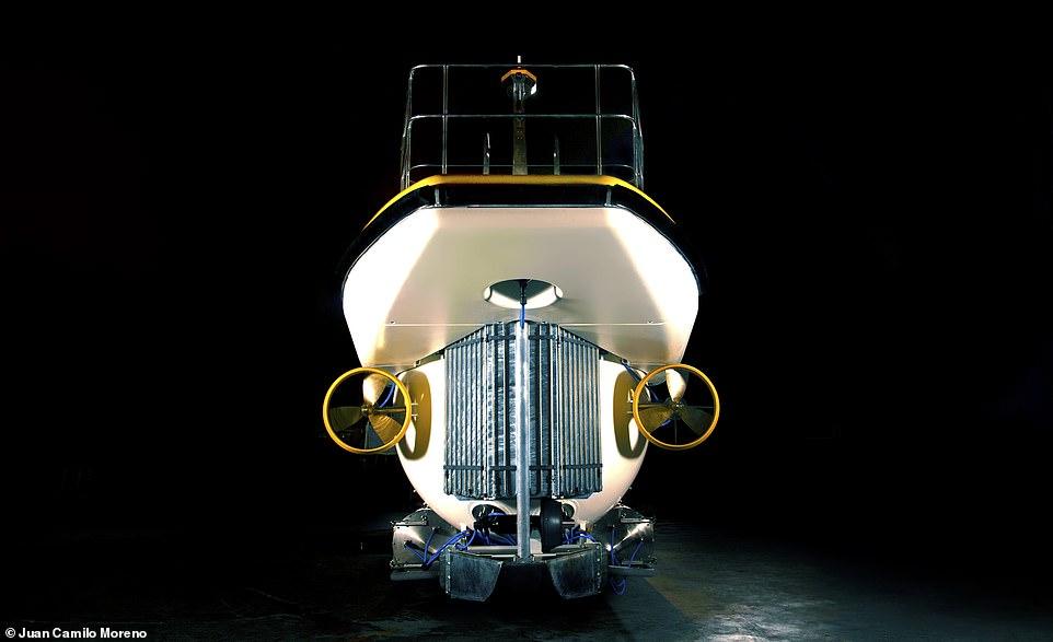 Ông chủ Vingroup mua tàu ngầm DeepView24 cho du khách Vinpearl trải nghiệm - Ảnh 2
