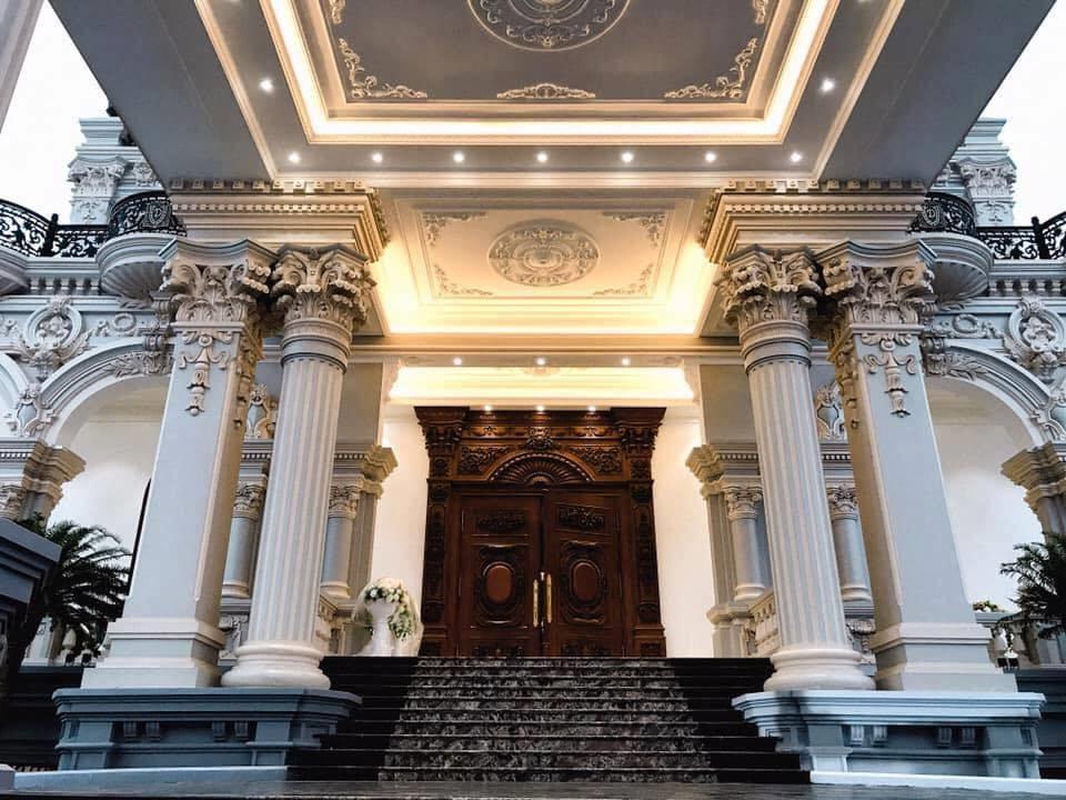 """Lâu đài """"tiền tấn"""" của cô dâu Nam Định được tặng 200 cây vàng - Ảnh 2"""