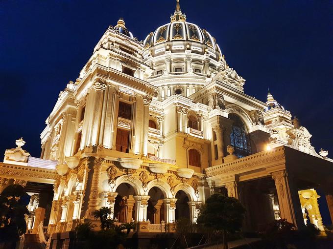 """Lâu đài """"tiền tấn"""" của cô dâu Nam Định được tặng 200 cây vàng - Ảnh 5"""