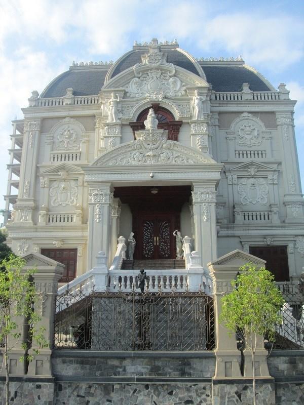 """Lâu đài """"tiền tấn"""" của cô dâu Nam Định được tặng 200 cây vàng - Ảnh 7"""
