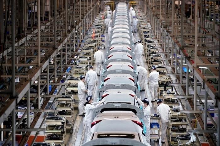 Đại dịch Covid-19 khiến lợi nhuận của Honda giảm 130 tỷ yên  - Ảnh 1