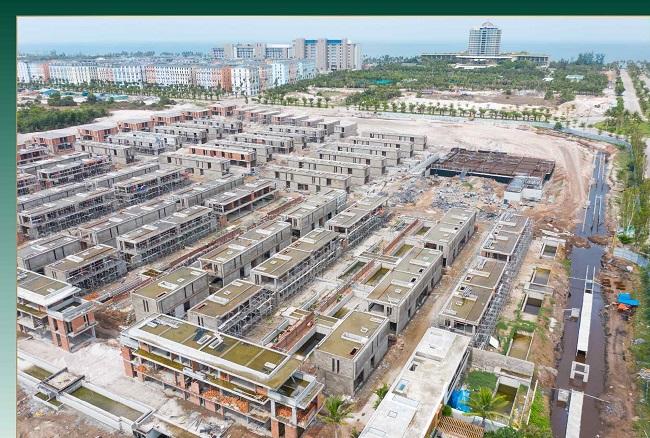 Tốc độ thi công dự án ở đảo ngọc Phú Quốc qua góc ảnh của nhà môi giới - Ảnh 3
