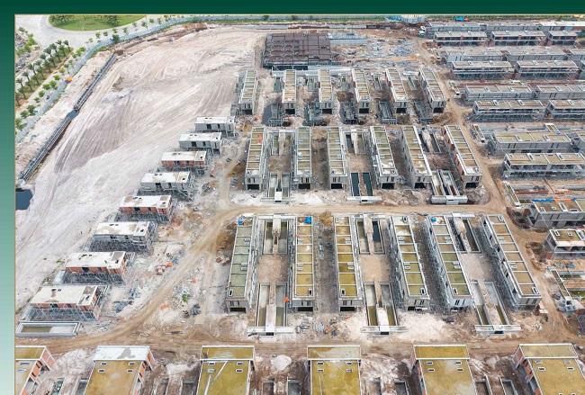 Tốc độ thi công dự án ở đảo ngọc Phú Quốc qua góc ảnh của nhà môi giới - Ảnh 4