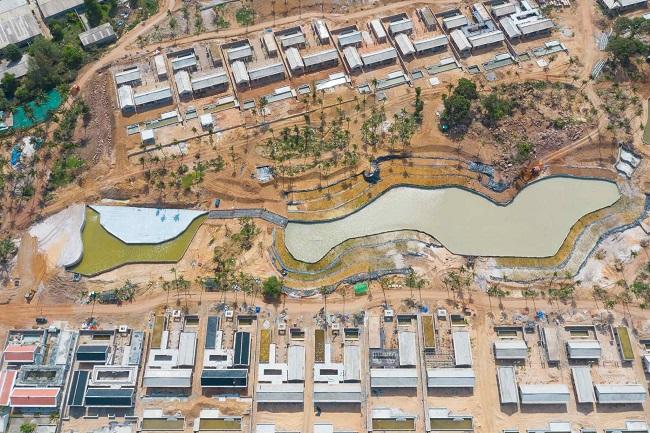 Tốc độ thi công dự án ở đảo ngọc Phú Quốc qua góc ảnh của nhà môi giới - Ảnh 5