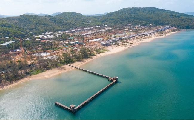 Tốc độ thi công dự án ở đảo ngọc Phú Quốc qua góc ảnh của nhà môi giới - Ảnh 8
