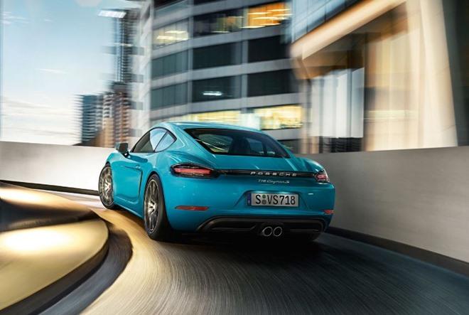 Bảng giá xe Porsche mới nhất tháng 5/2020: Siêu phẩm Cayenne Turbo niêm yết 9.05 tỷ đồng - Ảnh 1