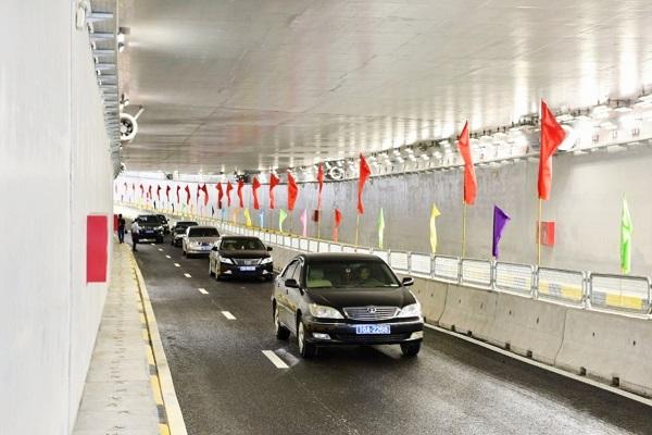 Hải Phòng chính thức thông xe 2 dự án giao thông trọng điểm - Ảnh 1