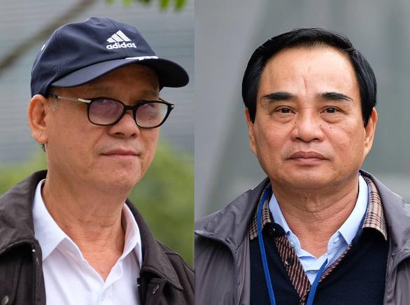 Hai cựu Chủ tịch UBND TP Đà Nẵng và Phan Văn Anh Vũ tiếp tục hầu tòa - Ảnh 1
